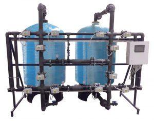 دستگاه سختی گیر رزینی1